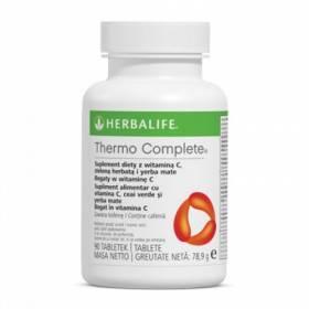 Herbalife Tablete din plante pentru arderea grasimilor Thermo Complete