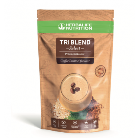 Herbalife - Tri Blend Select CAFEA SI CARAMEL