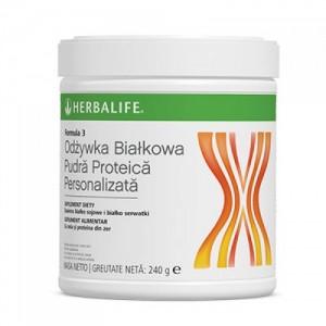 Pudra Proteica Personalizata - Formula 3 Herbalife