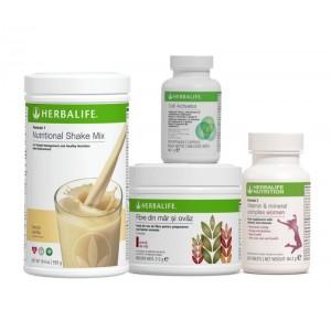 Program de slabire cu fibre de la Herbalife